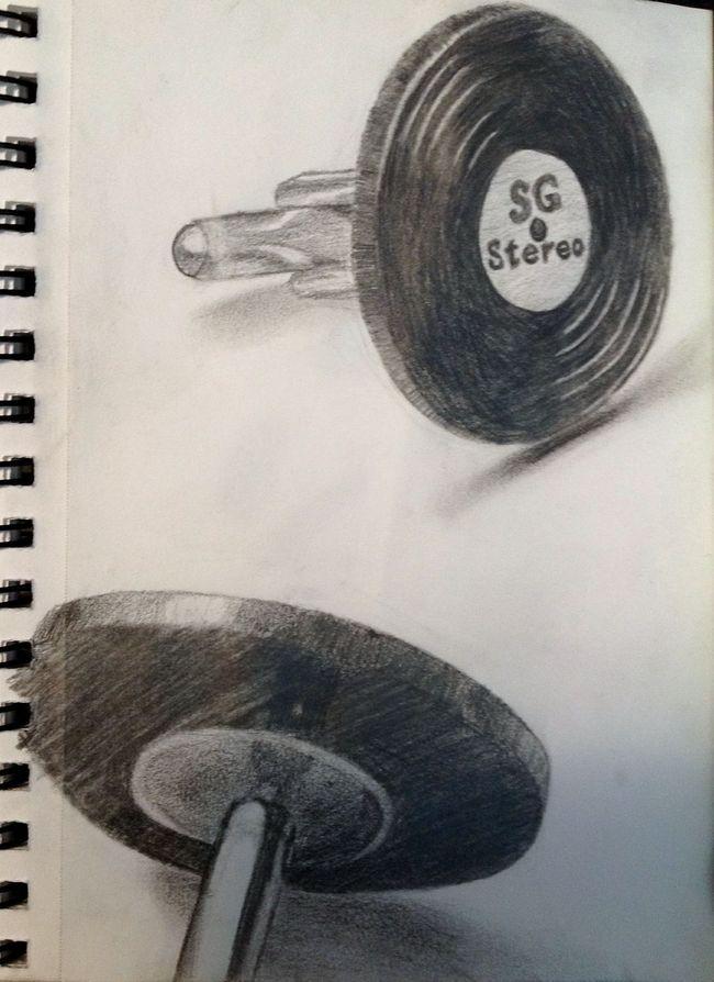 Cufflinks sketch